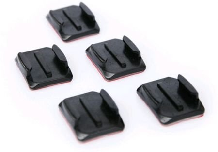 Curved Adhesive Mounts