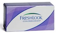 Freshlook Colorblends brill. blue