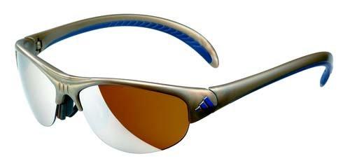 Adidas A129 Gazelle S 6096 Sunglasses in White