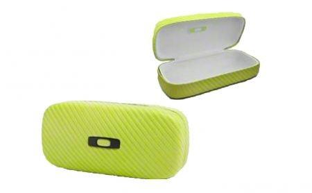 b7bba96b20 Étuis Oakley Square O Neon Yellow 100-270-002 - Optique Sergent