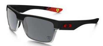 4582b6a48aae1 Lunettes de soleil Oakley TwoFace Ferrari Edition OO9189-20 ...