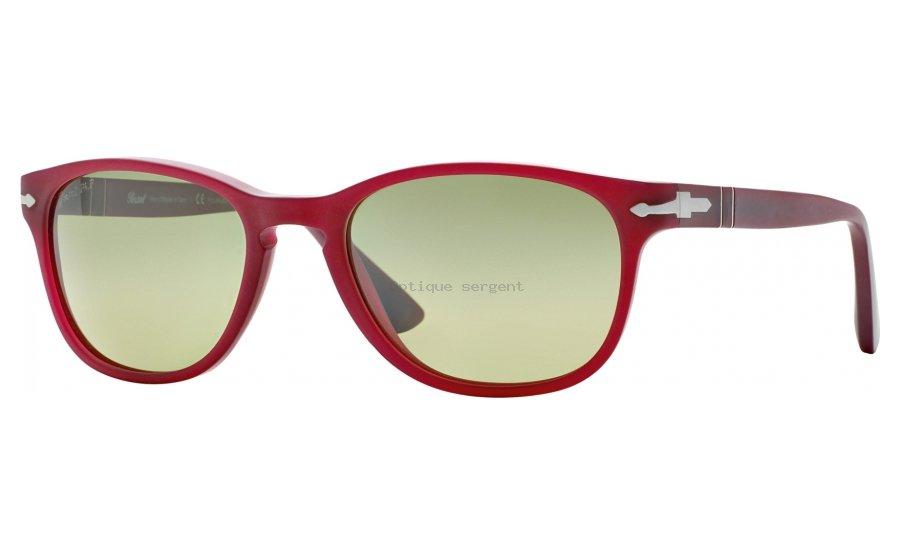 lunettes de soleil persol po3086s po3086s 53 902183 optique sergent. Black Bedroom Furniture Sets. Home Design Ideas