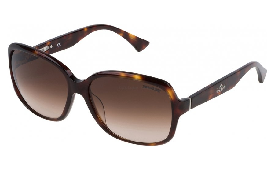 lunettes de soleil zadig voltaire szv054 szv054 4apy optique sergent. Black Bedroom Furniture Sets. Home Design Ideas