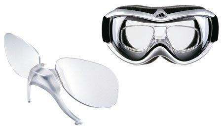 50795dcb48556 Masques de ski Adidas Clip optique pour Yodai a751 - Optique Sergent