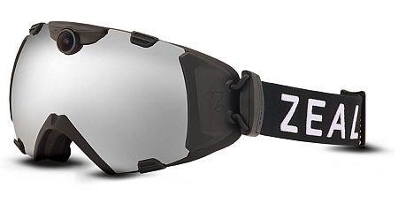 9091f49ec4da2 Masques de ski Zeal Base HD Camera avec viseur LCD 10458 Z - Optique ...