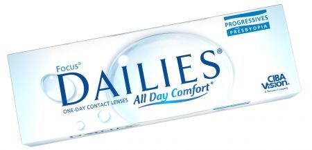 Dailies Progressives All DayComfort