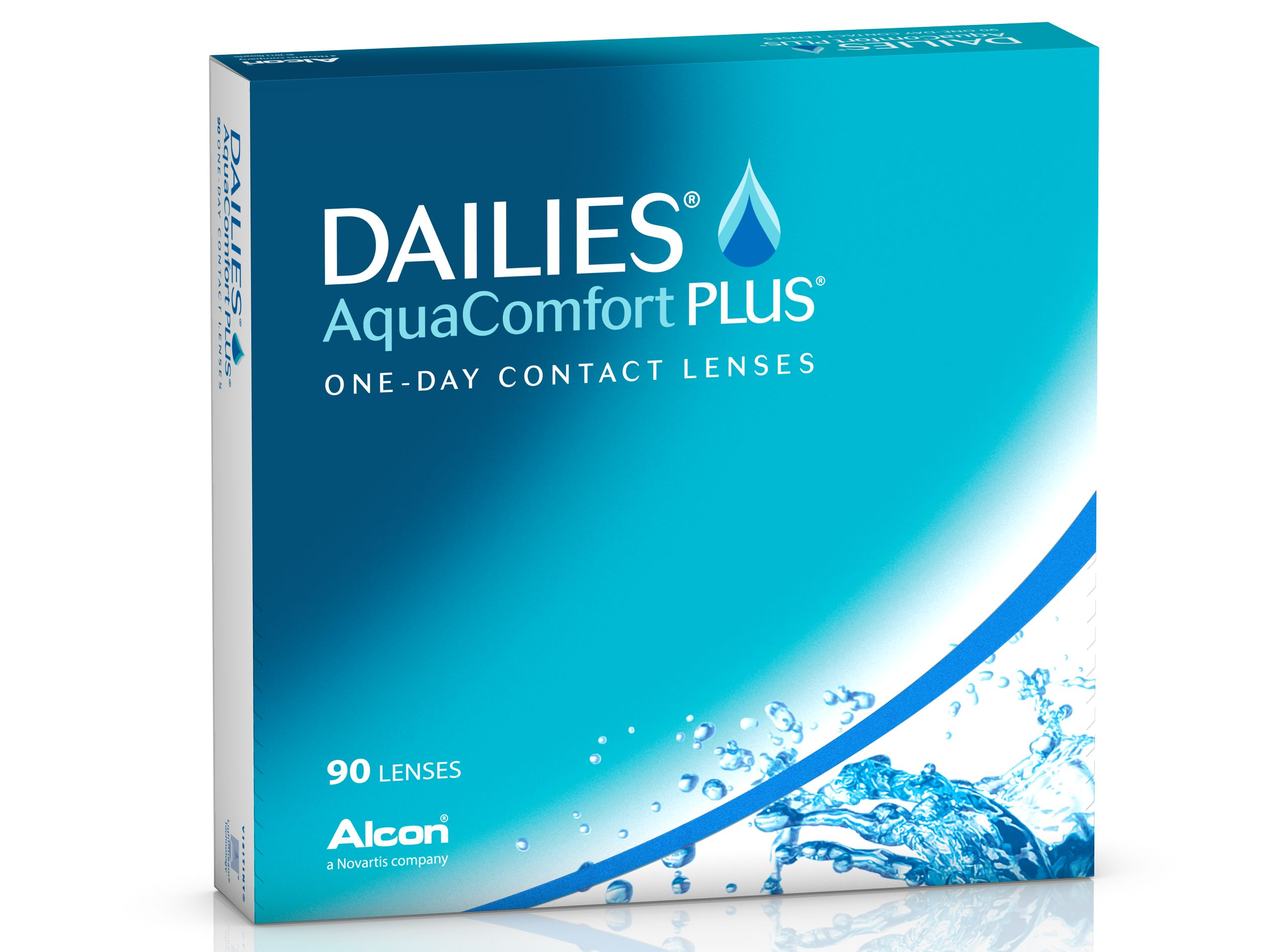 DAILIES  AquaComfort+