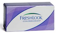 Freshlook Colorblends hazel