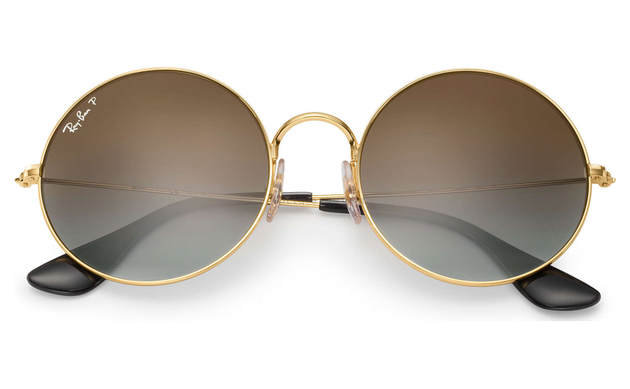 lunette solaire ronde ray ban