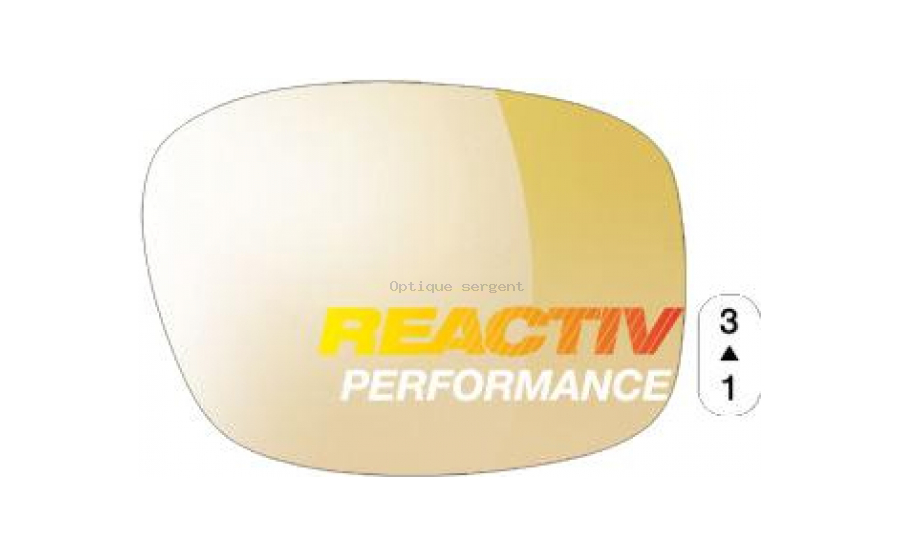 REACTIV Performance 1-3 base jaune